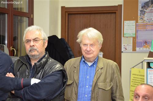 Segretario e Vice Presidente Ing, T.Gazit