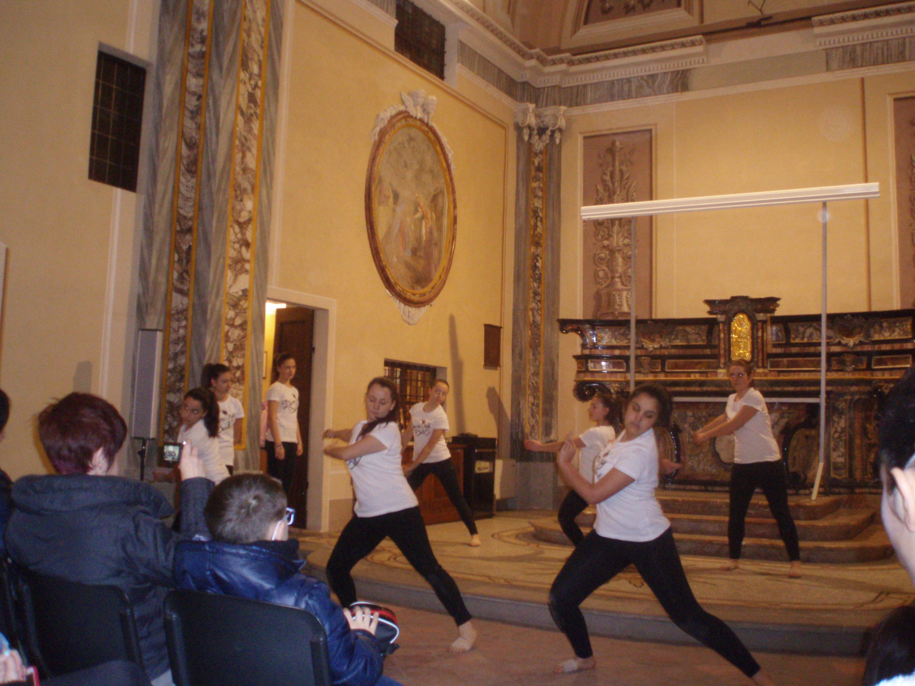 Le danzatrici della Dancing Soul di Pamela Bragante