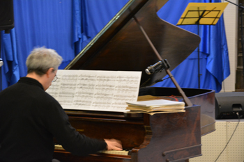 Enrico Cerfoglio pianoforte