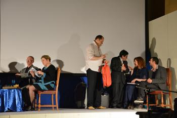 Oltre lorient Express 31 maggio 2013, auditorium Santhià
