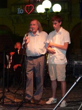 Maestri Arturo ed Eugenio Sacchetti junior