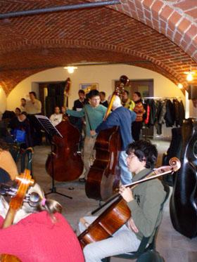 prova d'orchestra 2009