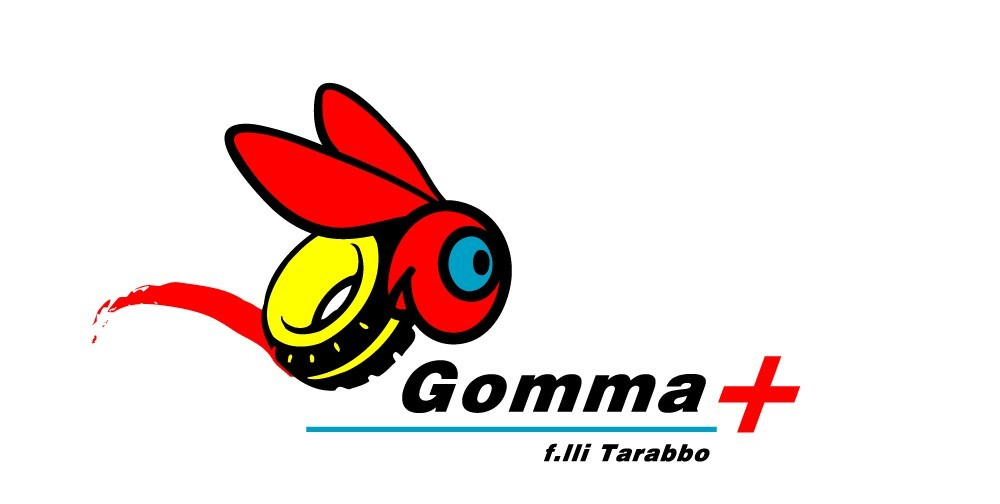 logo gomma +