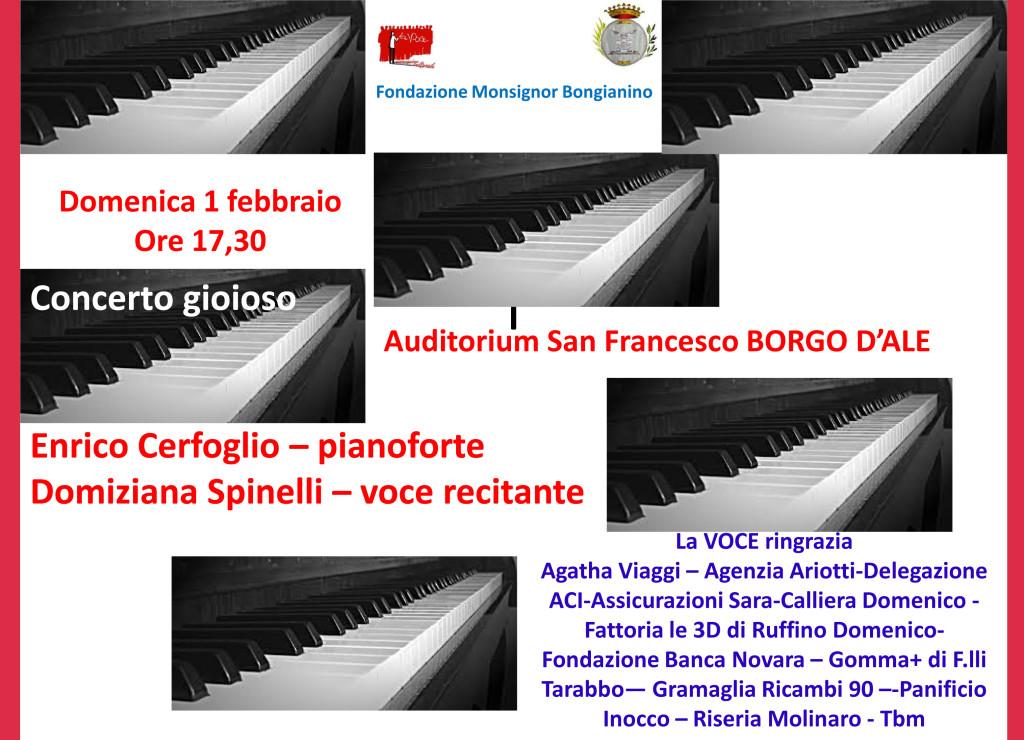 concerto Cerfoglio 1.2