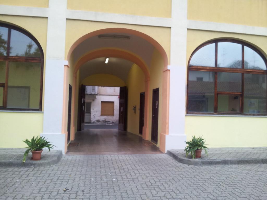Centro Culturale Jacopo Durandi -la location